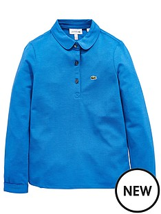 lacoste-girls-long-sleeve-classic-polo