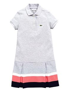 lacoste-girls-short-sleeve-peplum-dress