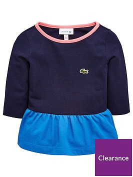 lacoste-girls-long-sleeve-peplum-t-shirt