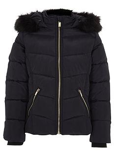 river-island-girls-navy-padded-faux-fur-trim-hood-padded-jacket