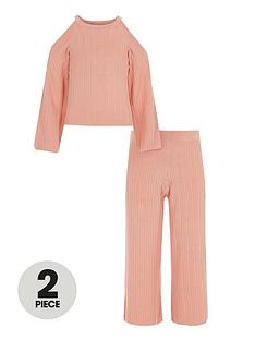 river-island-girls-pink-knit-jumper-and-culottes-outfit
