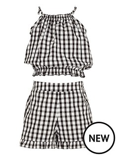 river-island-girls-black-gingham-cami-and-shorts-outfit