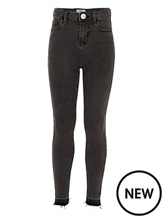 river-island-girls-black-amelie-ripped-super-skinny-jeans