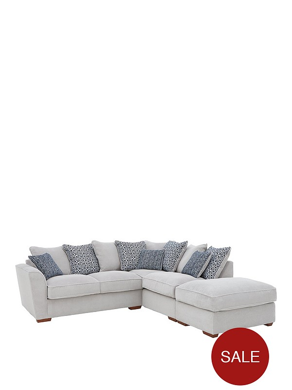 online retailer c1df4 fd527 Bloom Fabric Right-Hand Corner Group Sofa Bed
