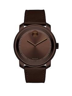 movado-movado-bold-42mm-case-brown-ip-leather-strap-mens-watch