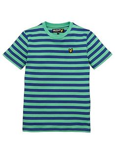 lyle-scott-boys-micro-stripe-short-sleeve-t-shirt
