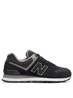 new-balance-574-tweed-blackgreynbsp