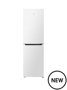 hisense-rb338n4ew1-55cm-wide-fridge-freezer-white