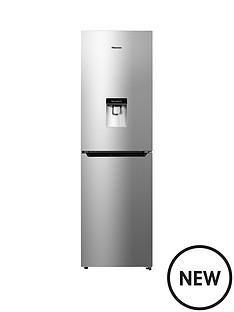 hisense-rb335n4wg1-55cm-wide-fridge-freezer-silver