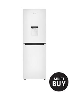 hisense-rb320d4ww1-55cm-wide-fridge-freezer-white