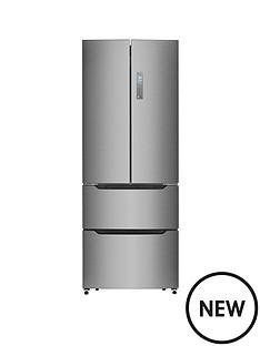 hisense-rf528n4ac1-70cm-wide-french-door-style-fridge-freezer-stainless-steel-look