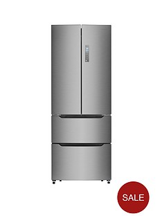 hisense-rf528n4ac1-70cm-wide-frost-free-french-door-style-fridge-freezer-stainless-steel-look