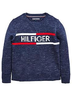 tommy-hilfiger-boys-hilfiger-logo-sweater