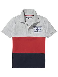 tommy-hilfiger-boys-colourblock-polo