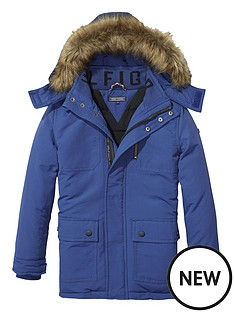 tommy-hilfiger-boys-faux-trim-hooded-parka