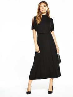 v-by-very-high-neck-jersey-midi-dress