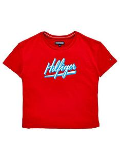tommy-hilfiger-girls-hilfiger-short-sleeve-t-shirt