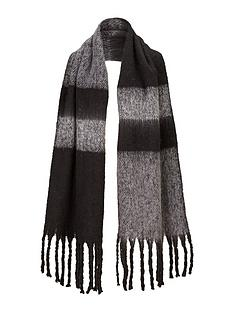 v-by-very-brushed-stripe-blanket-scarf