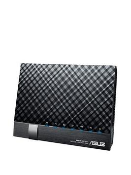 Asus Wireless Vdsl 2Adsl Modem N300 Router