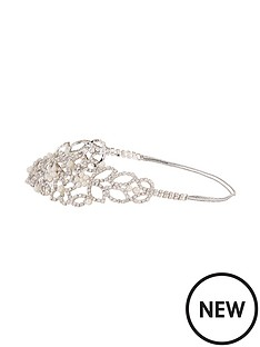 monsoon-pearly-leaf-diamante-band