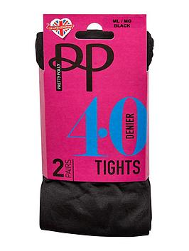 82a6c8f7613dc ... Pretty Polly 4 Pack 40 Denier Opaque Tights - Black / Next. Purchased 5  times in the last 48 hrs.