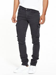 river-island-cargo-skinny-fit-jeans