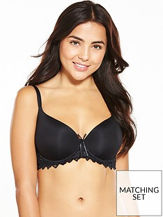 lepel-fiore-padded-t-shirt-bra-black
