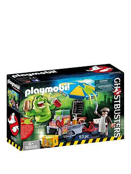 playmobil-9222-ghostbusterstrade-hot-dog-stand-with-slimer