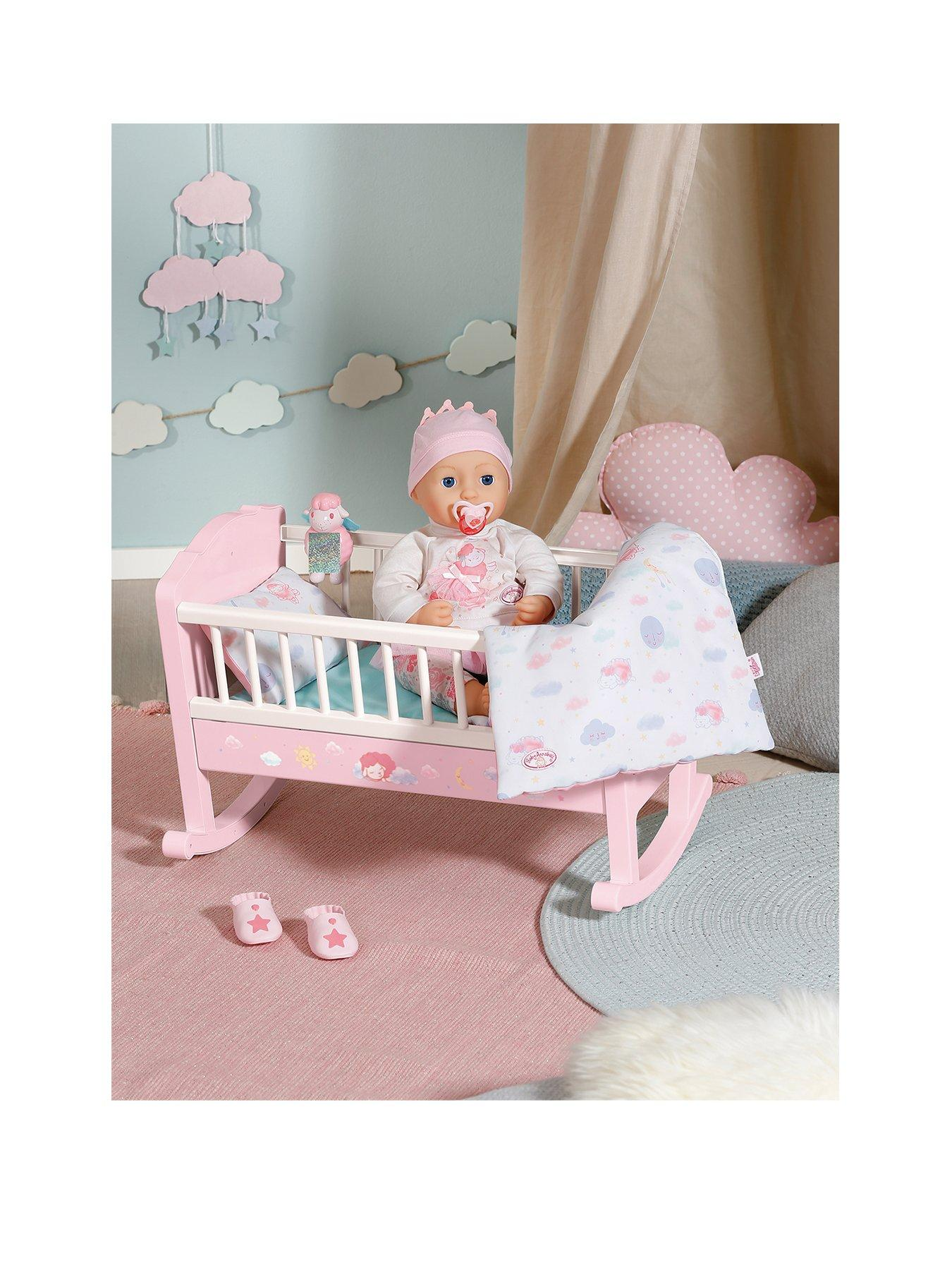 Compare prices for Baby Annabell Sweet Dreams Bed