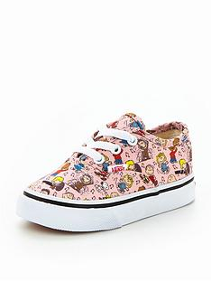 vans-vans-peanuts-td-authentic-dance-party-infant-trainer