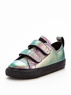 converse-converse-chuck-taylor-all-star-pearlised-2v-ox-infant-trainer