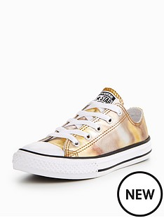 converse-converse-chuck-taylor-all-star-metallic-ox-childrens-trainer