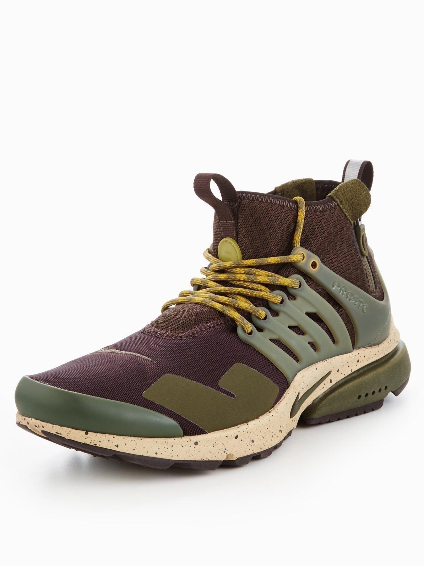 Nike Air Presto Mid Utility 1600183022 Men's Shoes Nike Trainers