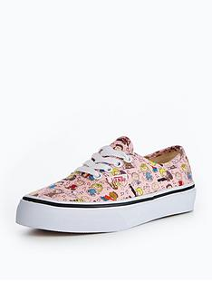 vans-vans-peanuts-uy-authentic-dance-party-childrens-trainer
