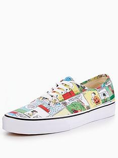 vans-peanuts-ua-authentic-comics