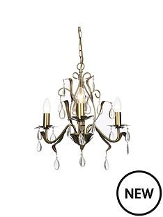 antique-brass-leaf-3-light-chandalier