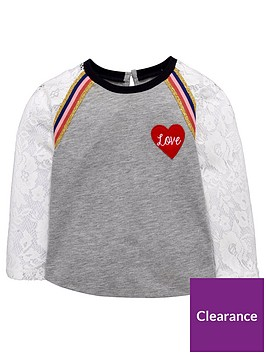 mini-v-by-very-girls-lace-raglan-tee