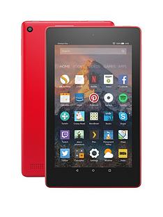 amazon-fire-7-tablet-with-alexa-7-inch-display-16gb-punch-red