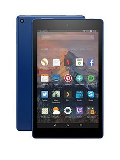 amazon-fire-hd-8-tablet-with-alexa-8-inch-hd-display-16gbnbsp--marine-blue