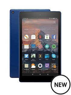 amazon-fire-hd-8-tablet-with-alexa-8-inch-hd-display-16gbnbsp--marine-blue