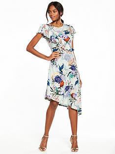 v-by-very-jersey-asymmetric-ruffle-printed-midi-dress