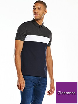 v-by-very-short-sleeve-cut-amp-sew-polo