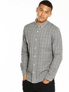 v-by-very-ls-check-shirt