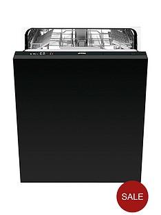 smeg-disd13-60cmnbspfully-integrated-13-place-dishwasher-black