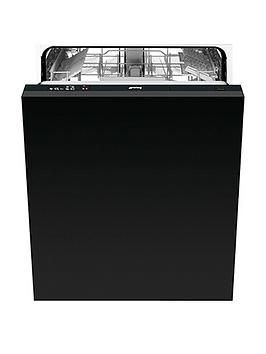 smeg-disd13-60cmnbspfully-integrated-13-place-dishwasher-black