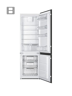 smeg-c7280nep-55cm-integrated-no-frost-fridge-freezer
