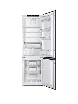 fridge freezer 55cm shop for cheap fridge freezers and. Black Bedroom Furniture Sets. Home Design Ideas