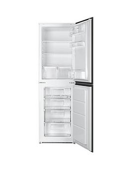 Smeg Ukc3170P 55Cm Integrated Fridge Freezer