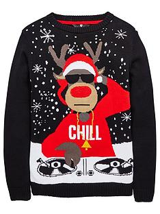 v-by-very-boys-reindeer-christmas-jumper