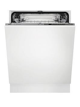 Aeg Ffe63700Pm Fullsize 15Place Dishwasher